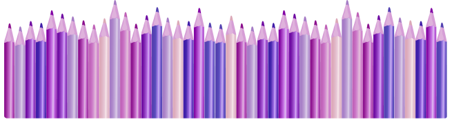Pencils PURPLE 3